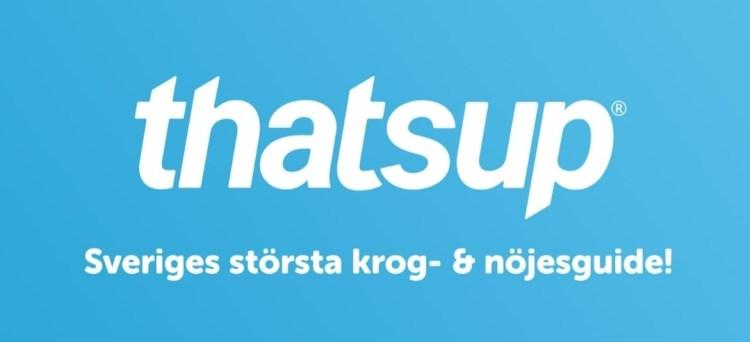 Thatsup - Sveriges största restaurang- & nöjesguide listar Farbror Nikos som en av de bästa grekiska restaurangerna i Stockholm