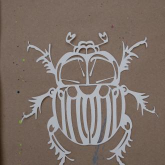 21-Postkunstwerk-Collagrafie-Insekten-104
