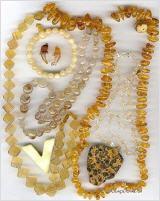 Gelbe edelsteine