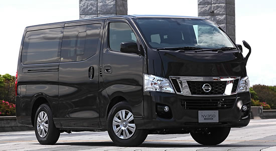 Nissan Launches Fully Redesigned Nv350 Caravan In Japan