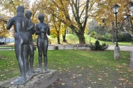 In memory of 250 victims of Nazi Euthanasia