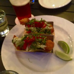 Fish Tacos $13