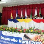 Universidades miembros del CNU participan en el VII Congreso Nacional de Desarrollo Rural