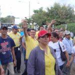 FAREM-MATAGALPA, participa de caminata en apoyo a la no violencia de género