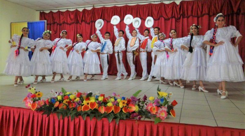"FAREM Matagalpa, obtiene el primer lugar en el ""Festival Regional Folklórico"""