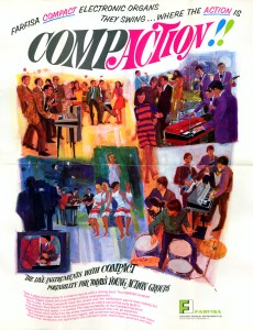 Farfisa Compaction Poster