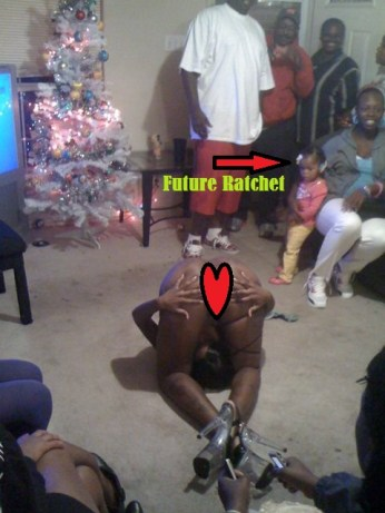 ratchet girl future