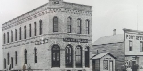 First Bank, First National Bank
