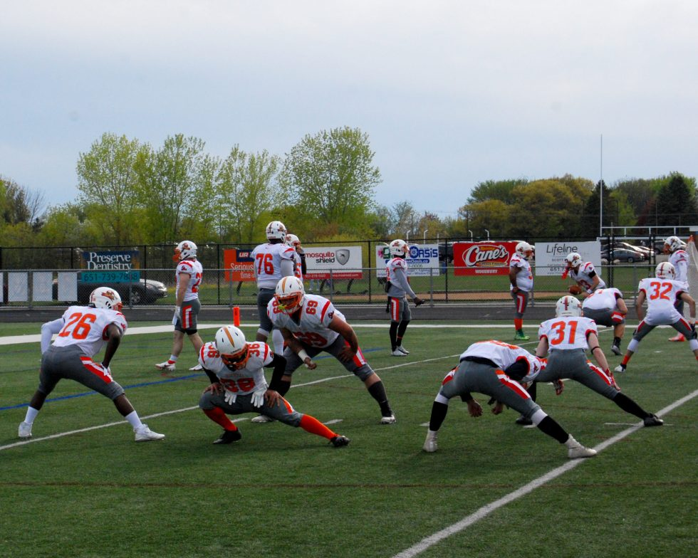 Fargo Invaders Seek Winning Record Against Twin Cities Sabercats