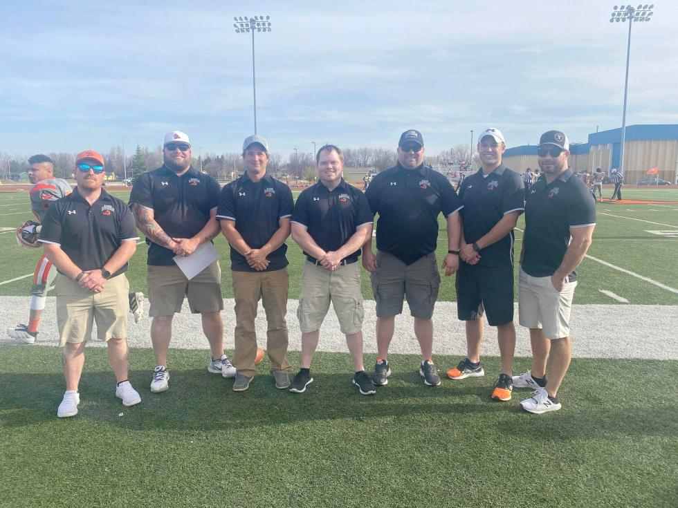 Spartans To Invaders: Semi-pro Football Team Has Ties To M State