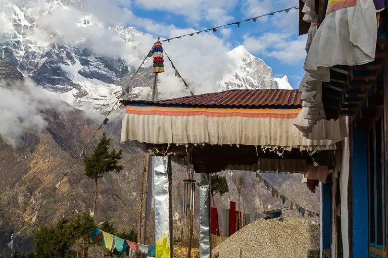 Travel Memories: Lawudo Gompa