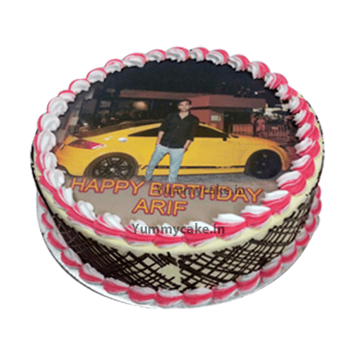 Birthday Cake For Brother Image Order Online At A Low Price