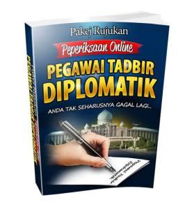 rujukan peperiksaan pegawai tadbir diplomatik m41
