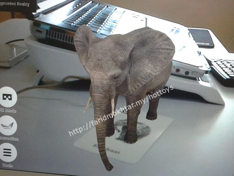 Animal 4D+