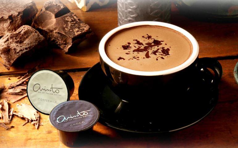 7 koleksi menu resepi Arissto Coffee
