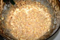 Torta di mele e farina integrale, farinaeuova