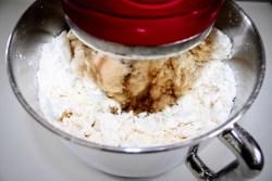 Pasta sablée, farinaeuova