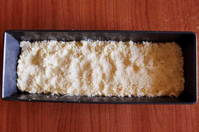 Pane senza glutine con farina di cocco