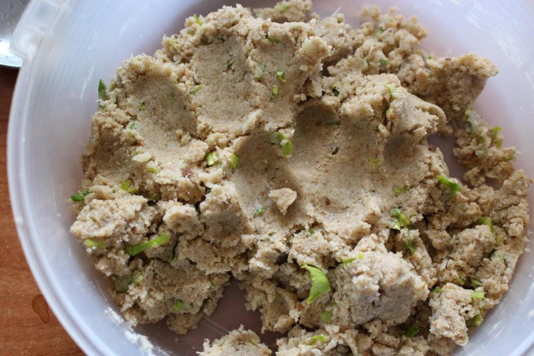 Carciofi ripieni con grano saraceno