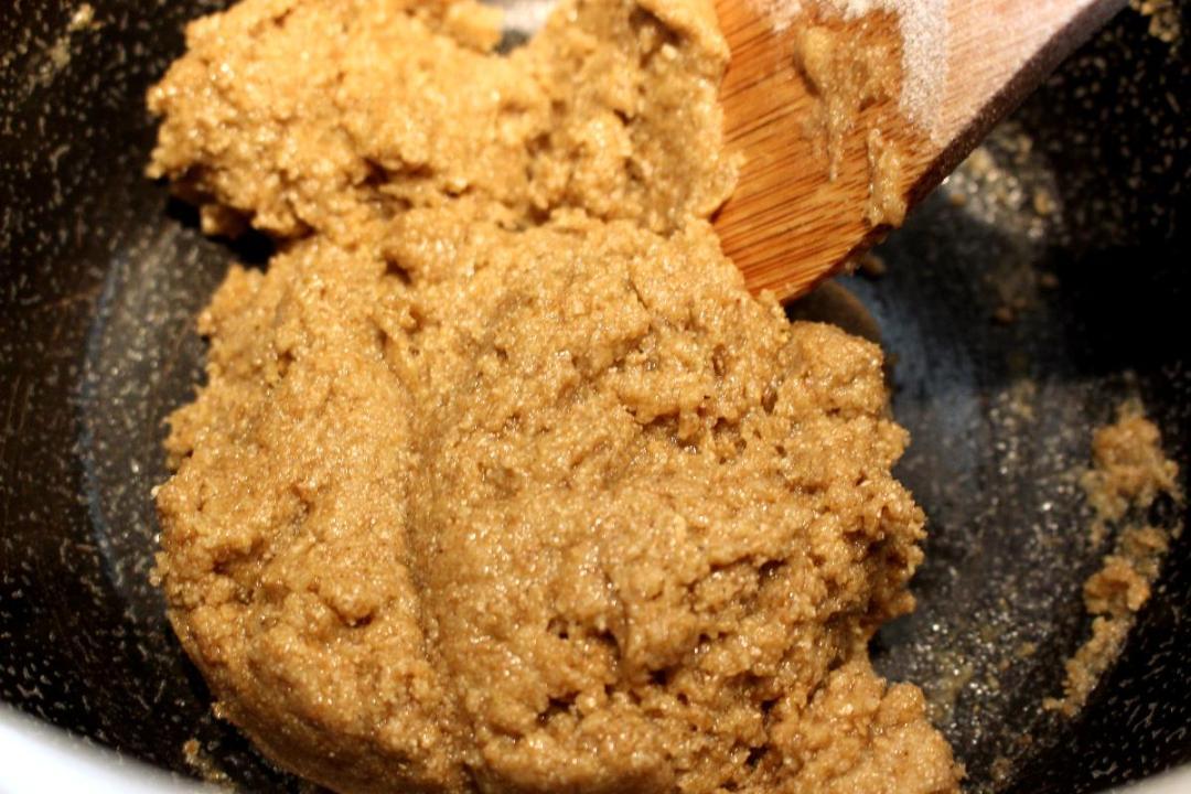 Impasto biscotti di farro