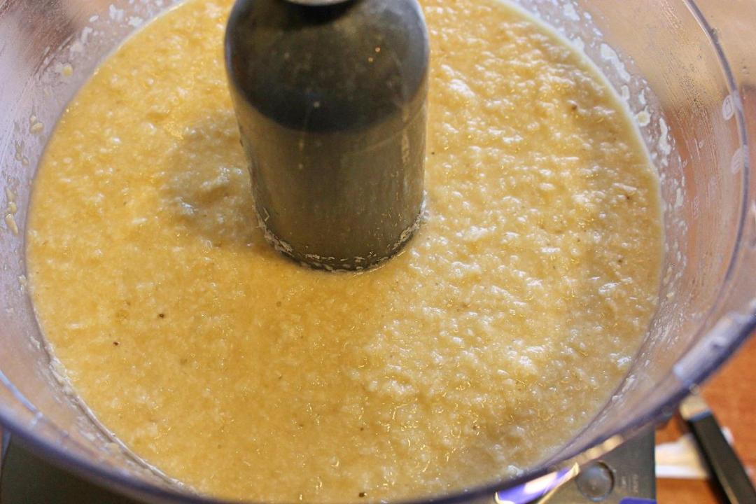 dolce con sola farina di cocco