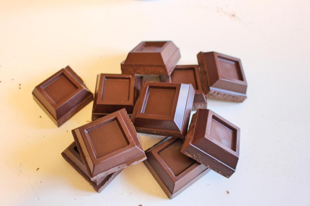Gelato cioccolato fondente fatto in casa