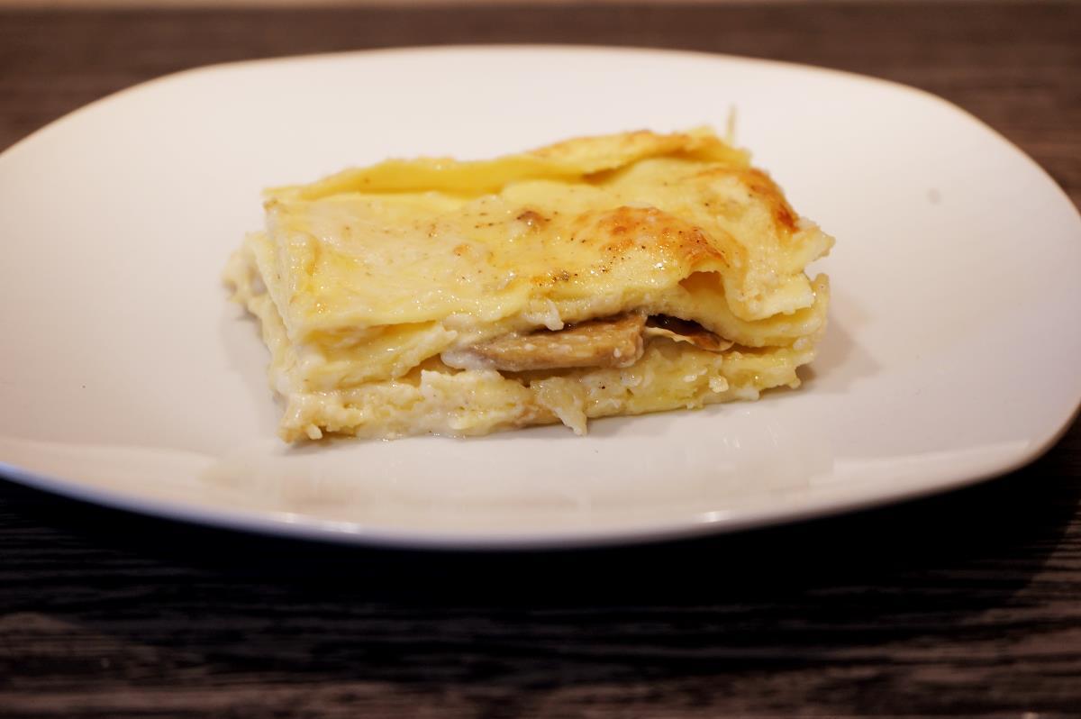 Pasta fresca all'uovo con semola
