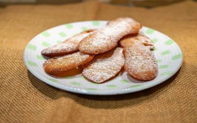 Lingue di gatto – biscotti friabili della tradizione