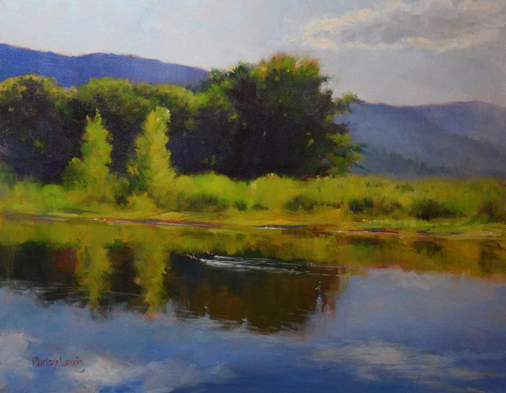 Animas River Reflections