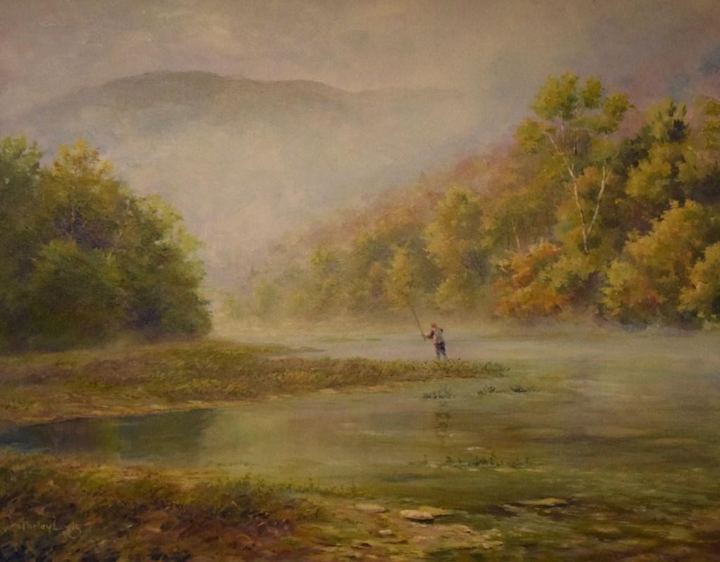 Buffalo River Dawn