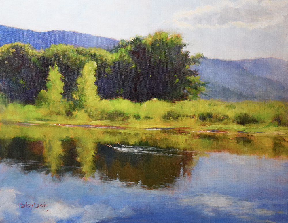 Animas River Reflections