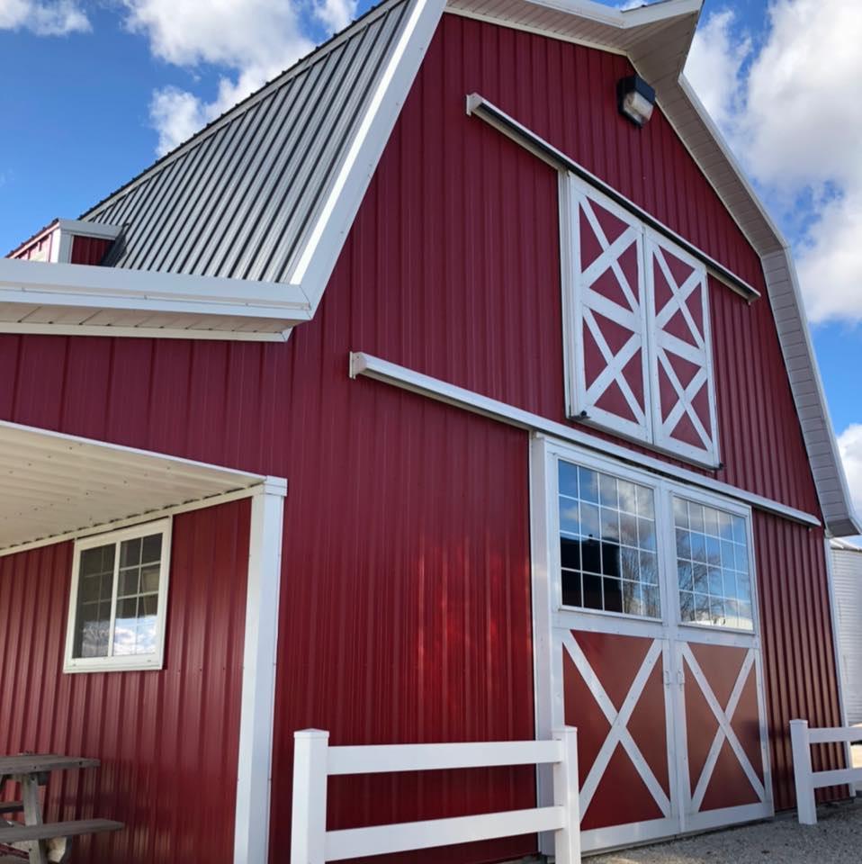 Red Barn - Farm 2 Bowl