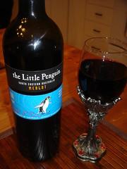 The Little Penguin Merlot 2005