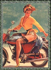 Pin Up Moto