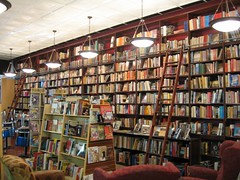 Bookshop by steve_w via flickr.com