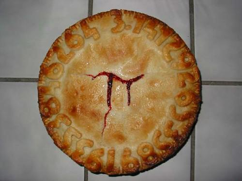 Pi Pie by megpi