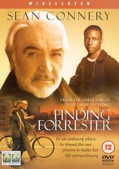 Finding Forrester UK DVD