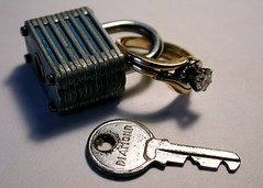 Lock - photo by mfshadow