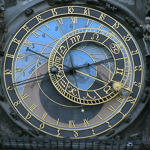 Astronomical Clock by simpologist