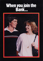 Bank Officers' Union recruitment flyer