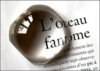 Loupe & lettres - Photo : Alain Bachellier
