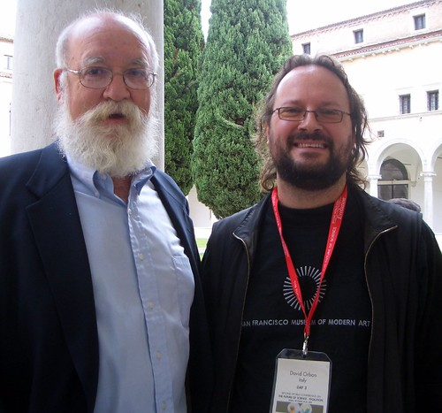 Dennett. Without bees.