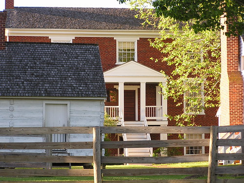 Appomattox Courthouse, Appomattox, VA by you.