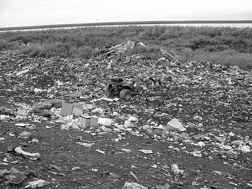 Mt Village Dump by mkgillman.