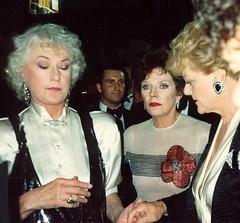 Bea Arthur, Polly Bergen, Angela Lansbury