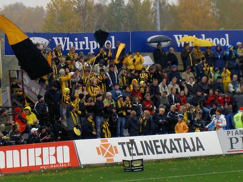 Hongankolistajat, FC Honka supporters