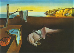 Dali Clock The Persistance of Memory