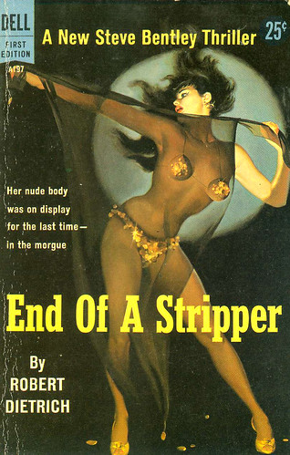 end of a stripper by macavityabc.
