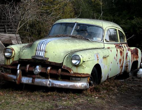 This Old Rustbucket