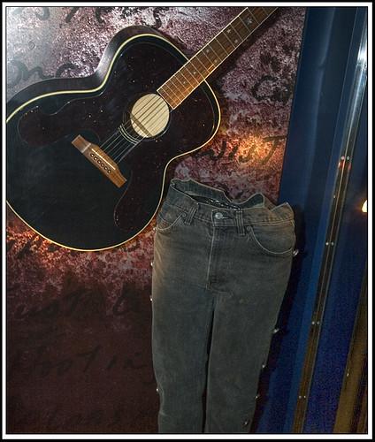 Dylan memorobilia Hard Rock